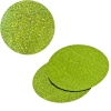 Sequins Hologram 50mm No Hole Round Lime Green